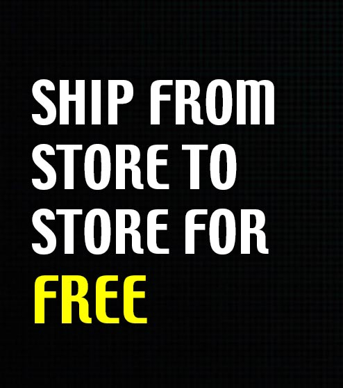 Ship From Store To Store For Free